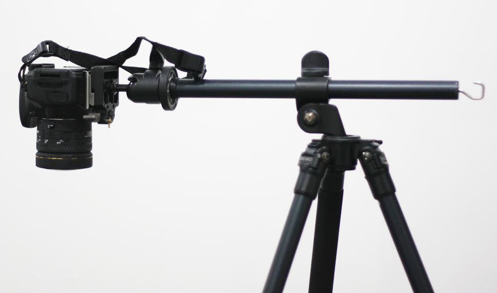 Benro A1980T Tripod lateral arm