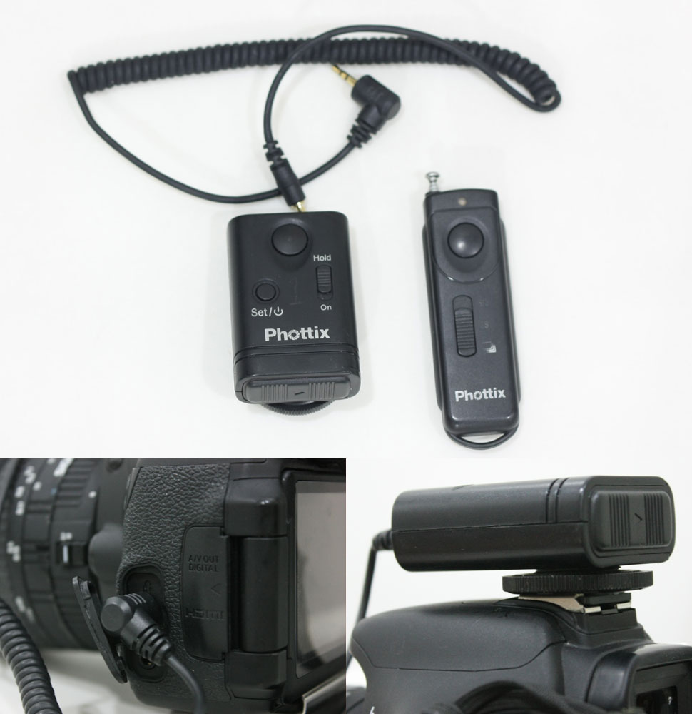 Phottix Cleon II with C6 cable