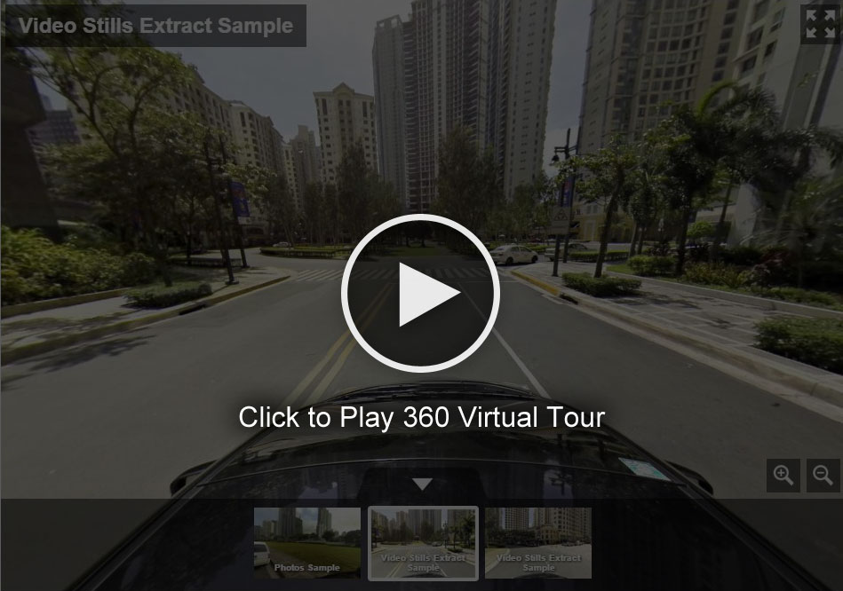6 Go Pros on Freedom 360 sample 360 tour