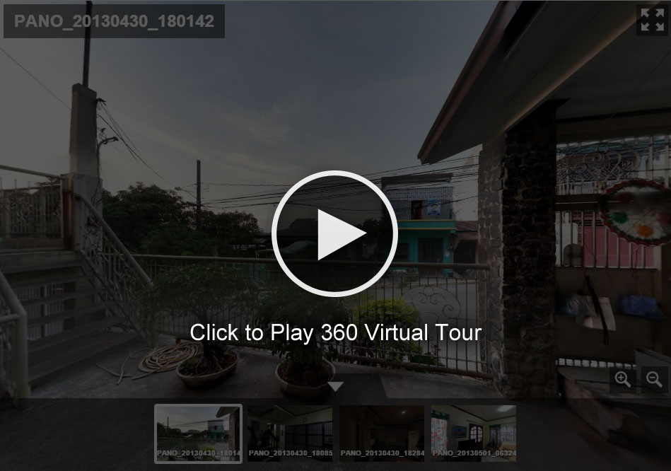 Android Photosphere sample 360 tour